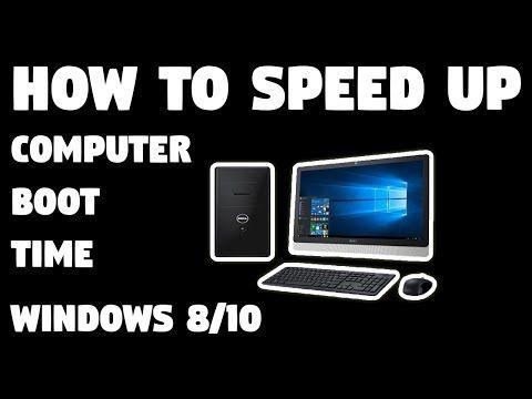 windows 10 startup speed