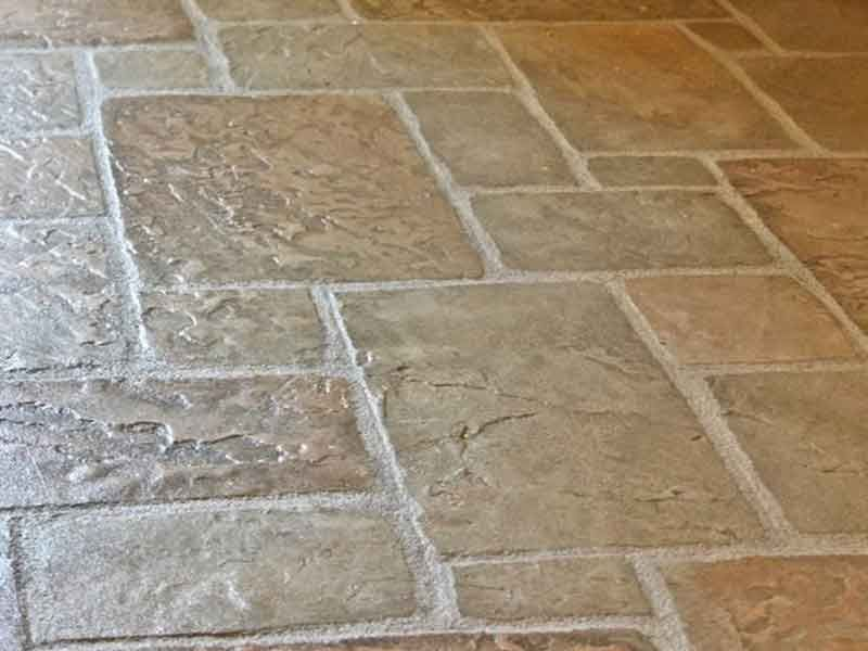 1000+ images about stamped concrete on pinterest | wood stamped