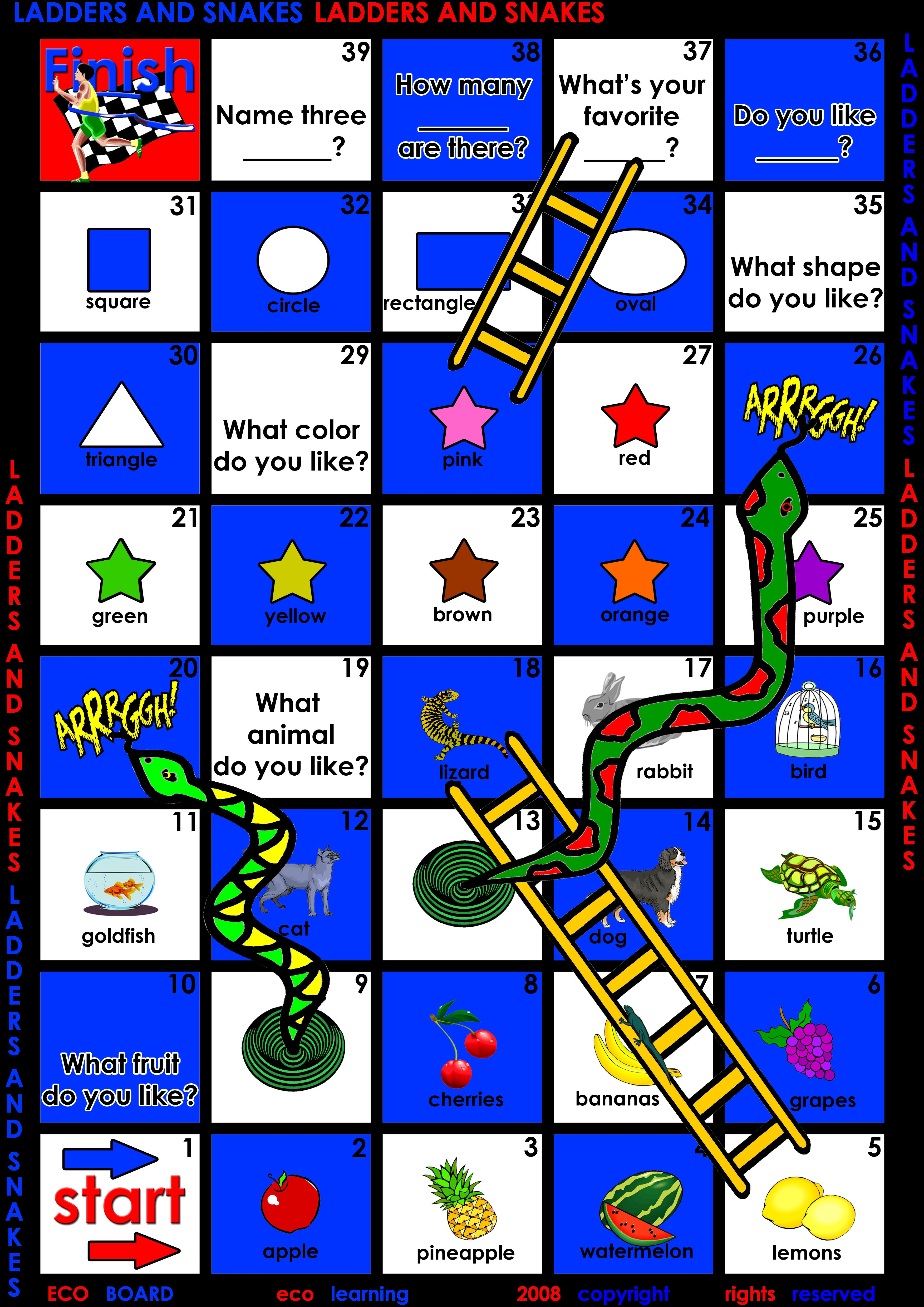 printable board games for kids Yahoo Image Search