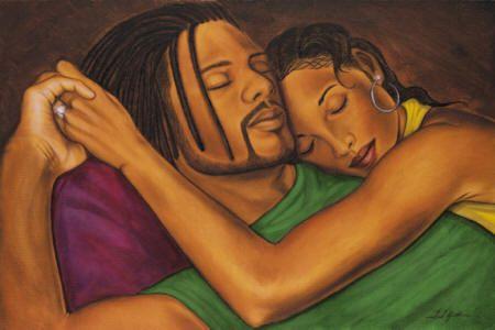 African american art erotic work