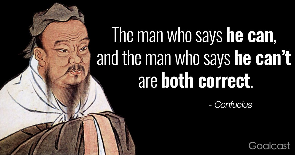 Famous Confucius Quotes About Life to Help Inspire You