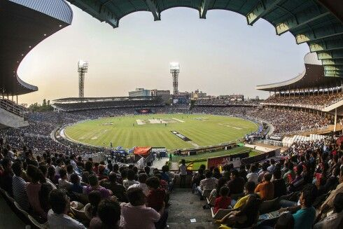 It Is The Home Of The Bengal Cricket Team And The Indian Premier League S Kolkata Knight Riders As Well As Being World Deck Garden Kolkata Knight Riders