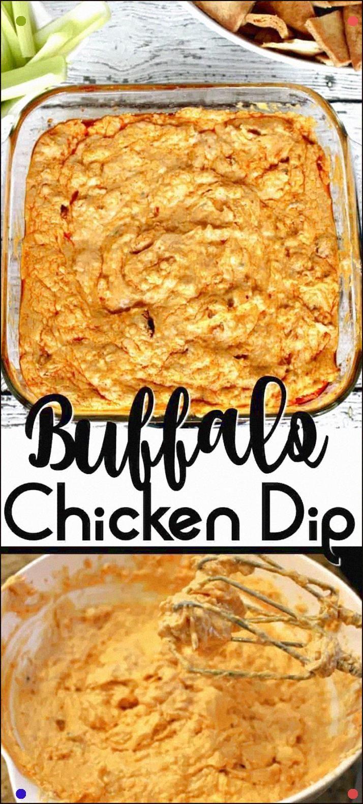 Easy Buffalo Chicken Dip Recipe - Buffalo Chicken Dip Takes The DeliciousTaste Of Buffalo Chic