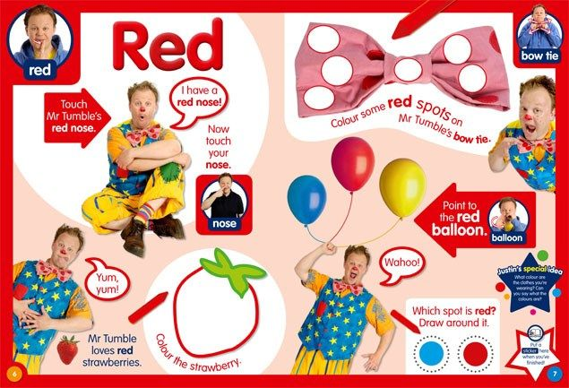 Enjoy Mr Tumble Activities From Something Special Magazine With These Free Sheets Mr Tumble Activity Sheets Activities