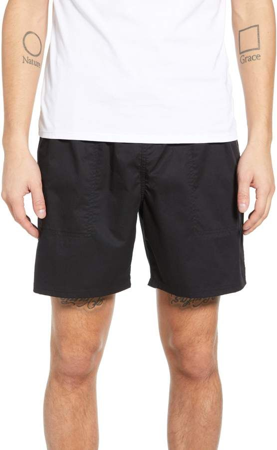c76eacc3c4 Saturdays NYC Richie Solid Shorts   Products in 2019   Saturdays nyc ...