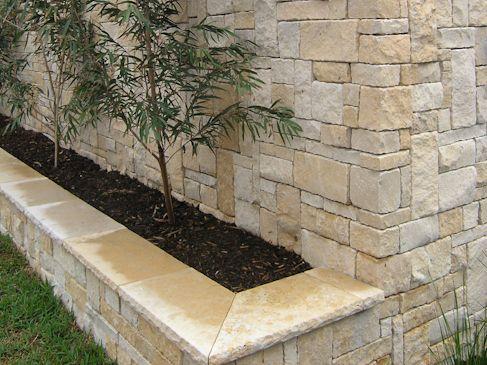 Cinajus Tuscan Limestone Dry Stone Walling Dry Stone Wall Limestone Wall Dry Stone