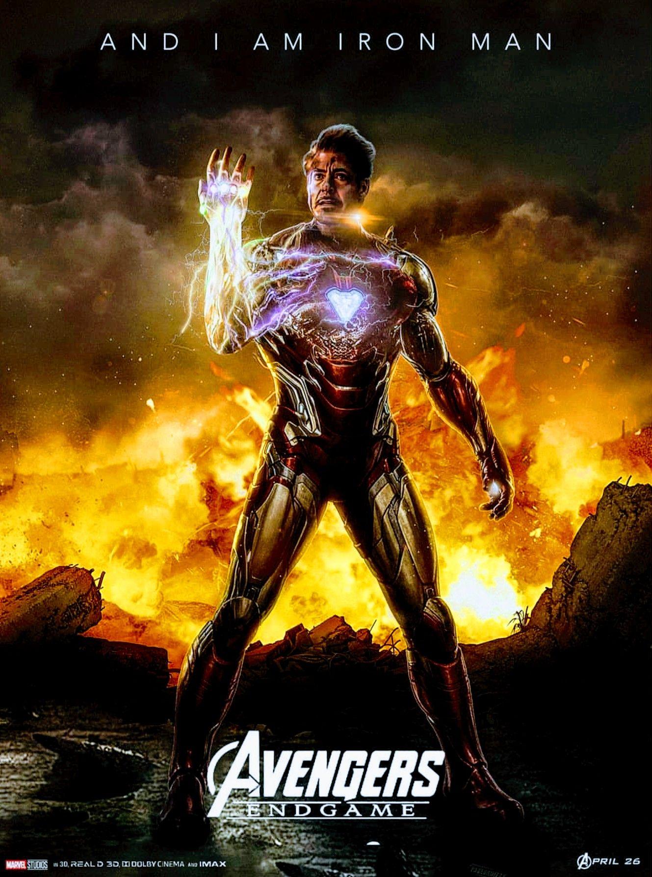 iron man iron infinity