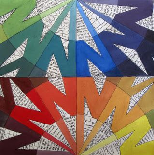 Awesome Lesson Plan For Color Wheel Art 1 Pinterest Color