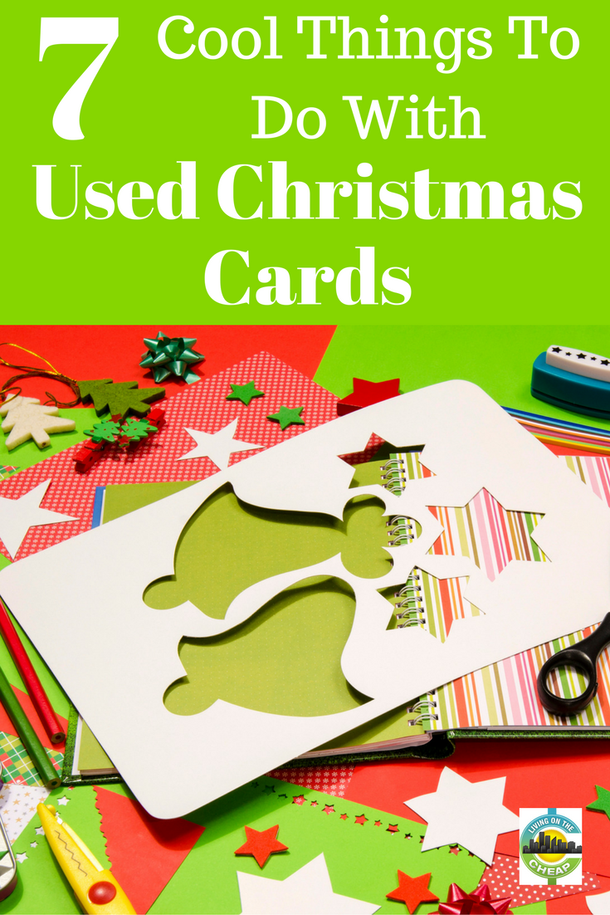 7 cool things to do with used Christmas cards | MONEY $ | Tips and ...