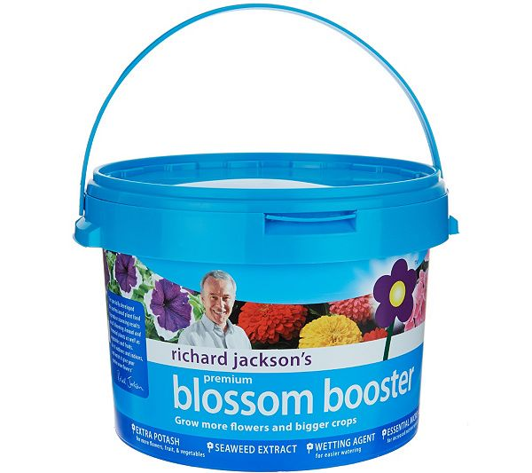 Give Your Garden A Boost Using Richard Jacksonu0027s Blossom Booster Plant Food.