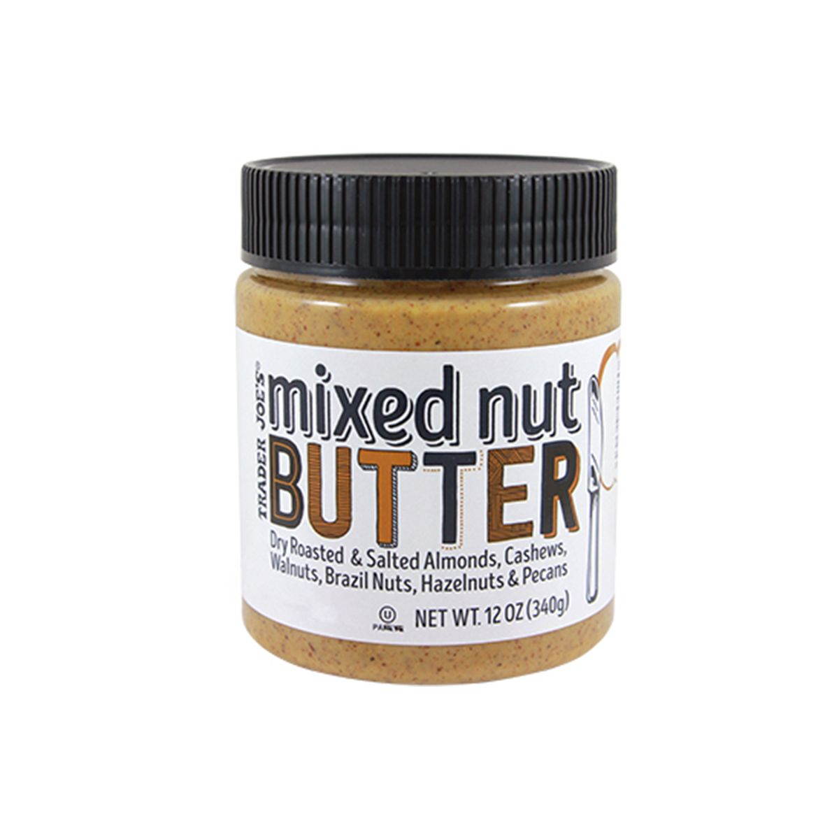 Mixed Nut Butter, $6 for 12 ounces