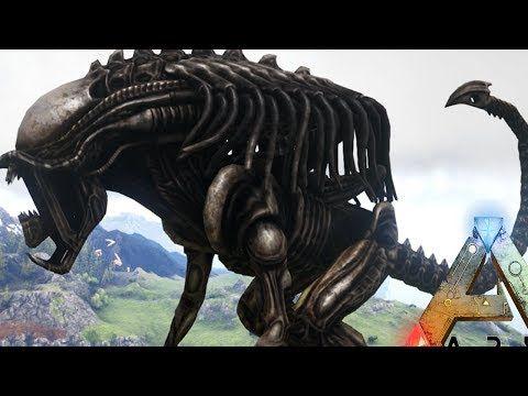 Nice Ark Survival Evolved Predalien Xeno Predator Hybrid Insane
