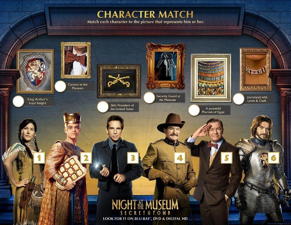Family Movie Night Night At The Museum Marathon Night