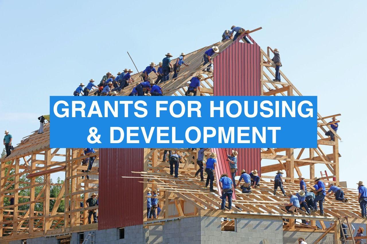 Grants For Housing In 2020 Grants Saving Money Non Profit