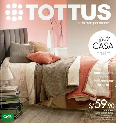 Catalogos De Decoracion Tottus 2017 Busqueda De Google Camas Dormitorios Frazadas
