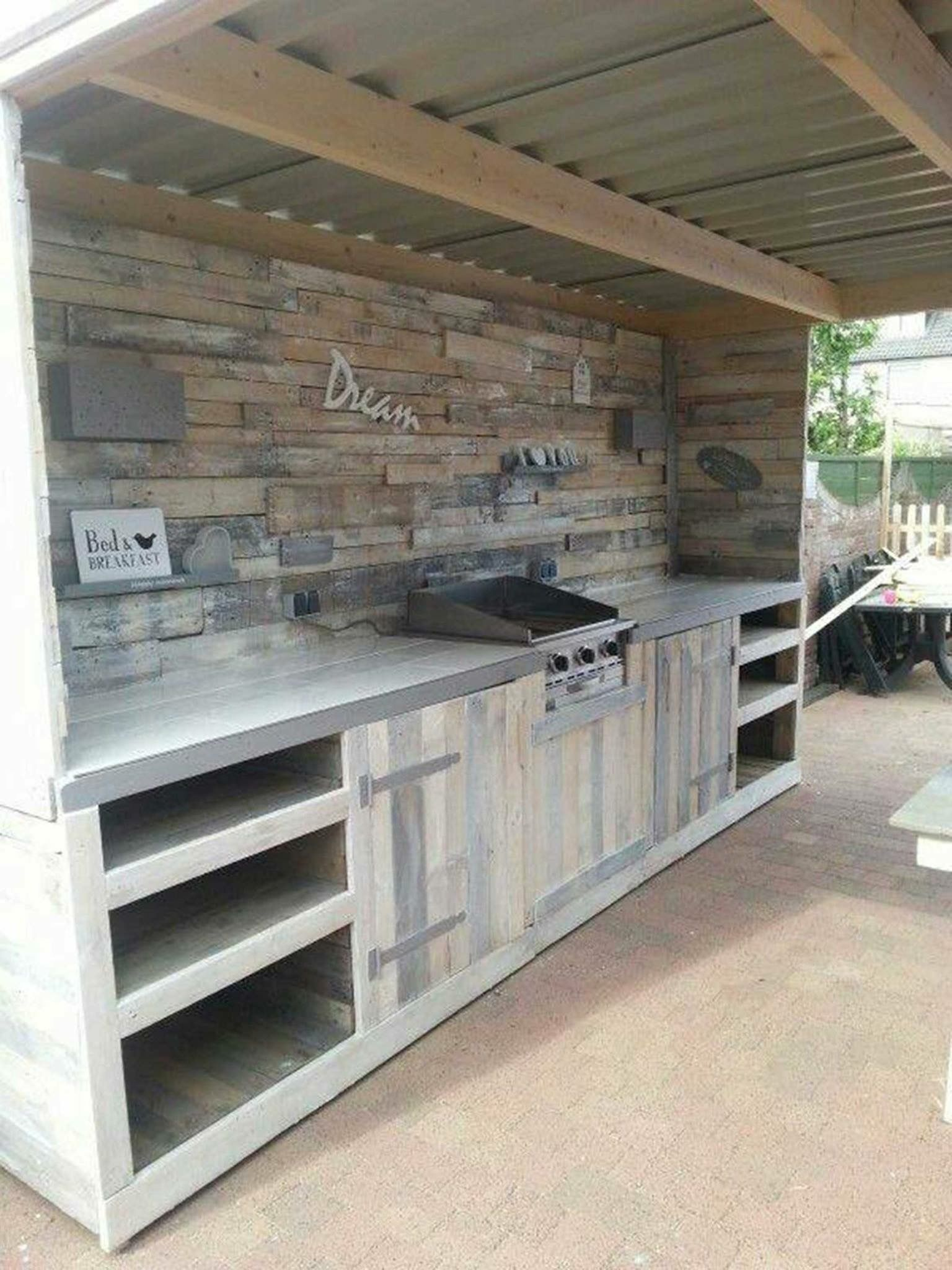 Outdoor Küche Nl Outdoor Küche Pinterest Diy Outdoor Kitchen On A Budget