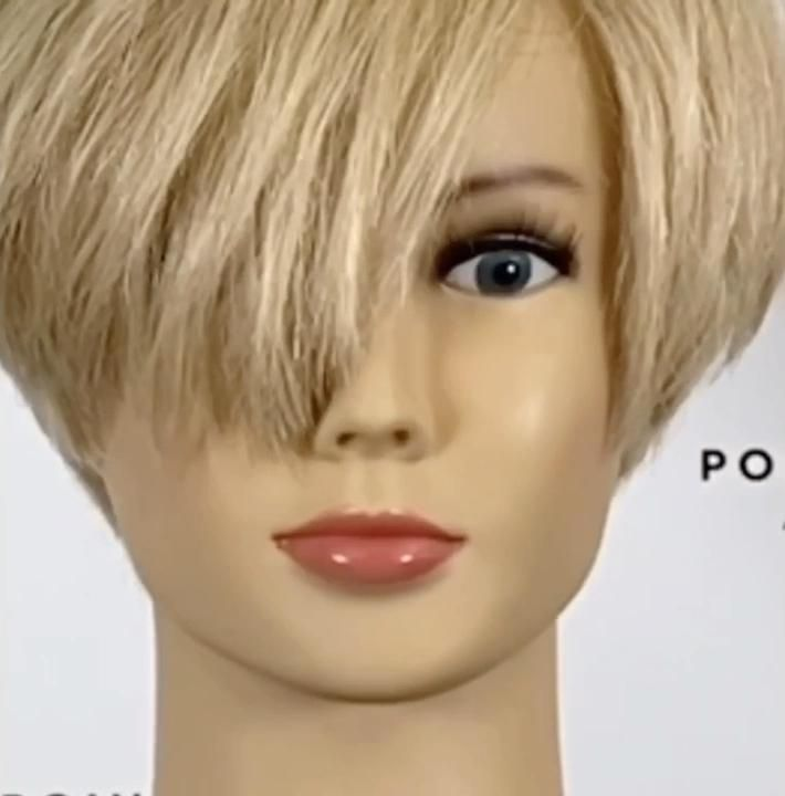 Long Pixie Cut - Headcamera Tutorial - Part 2