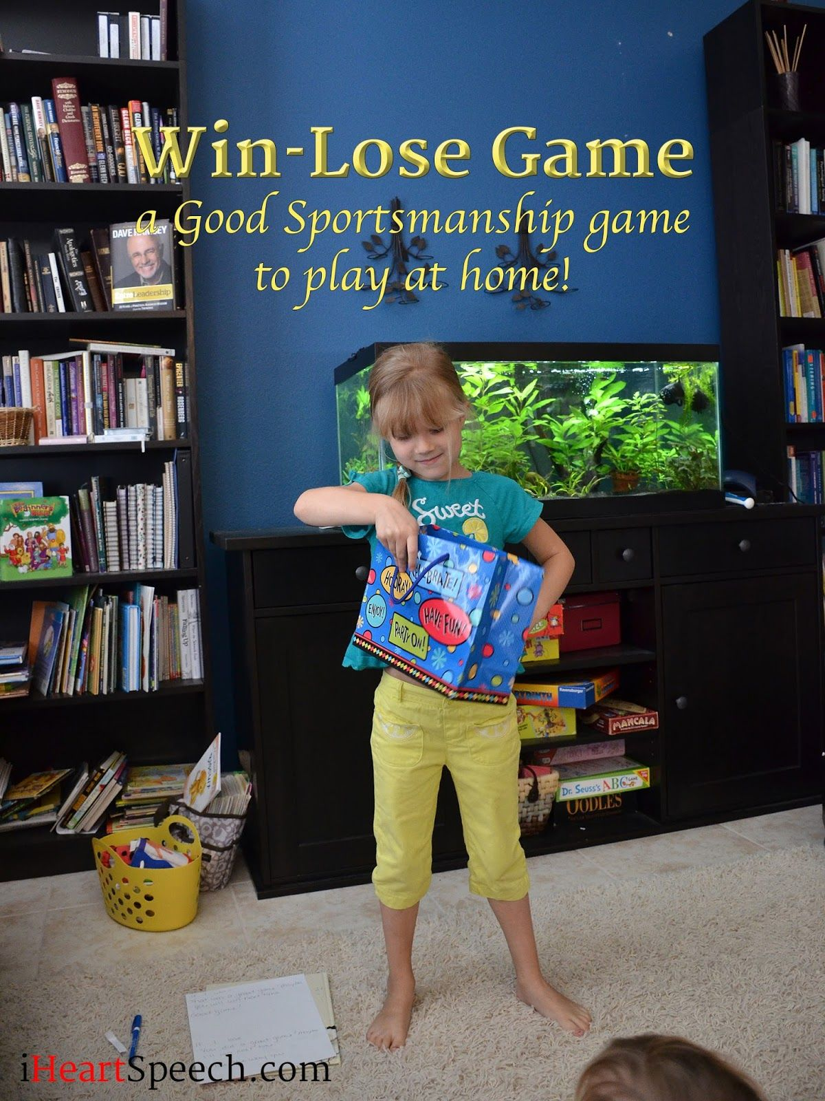 One Quick And Easy Game To Teach Good Sportsmanship
