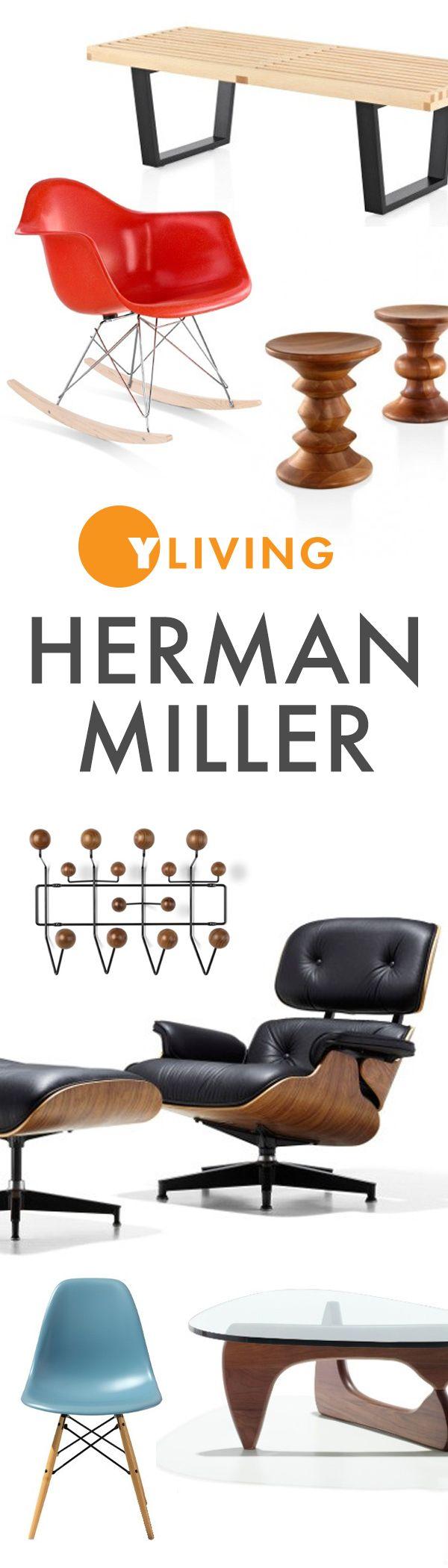Shop all Herman Miller sale modern furniture. Includes the ...