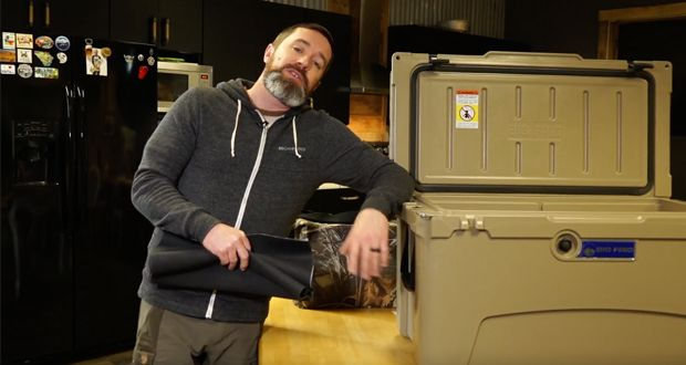 7 Tips To Keep Your Cooler CRAZY Cold   Used camping ...