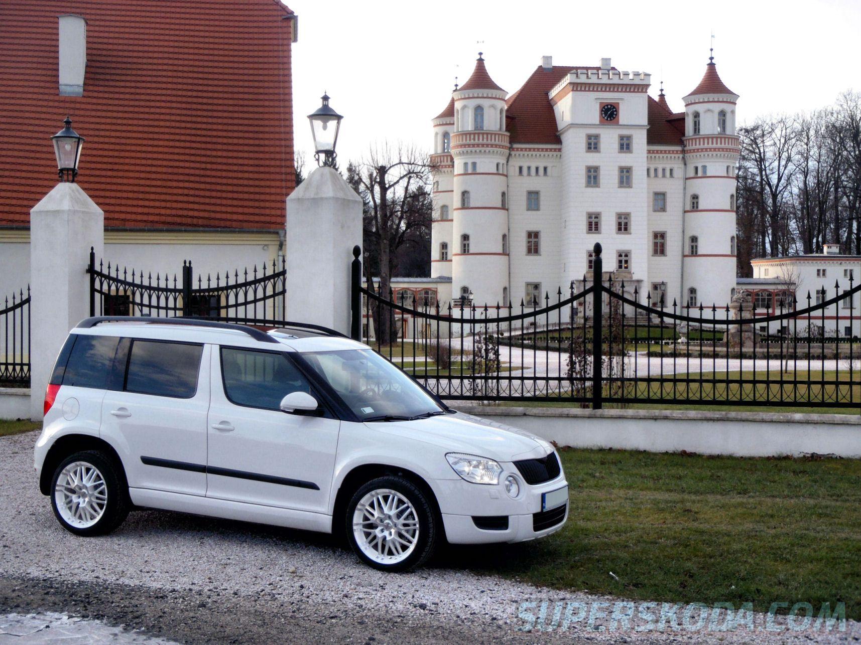 Skoda Yeti Poland Car