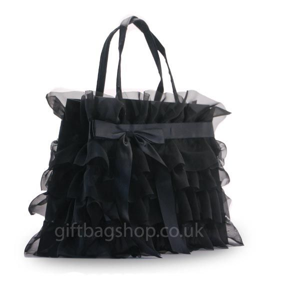 Black Gift Bag Uk