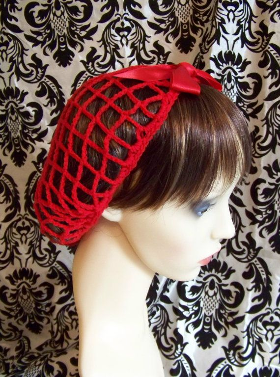 Redecilla en ganchillo con patrón gratuito - Snood crochet pattern ...
