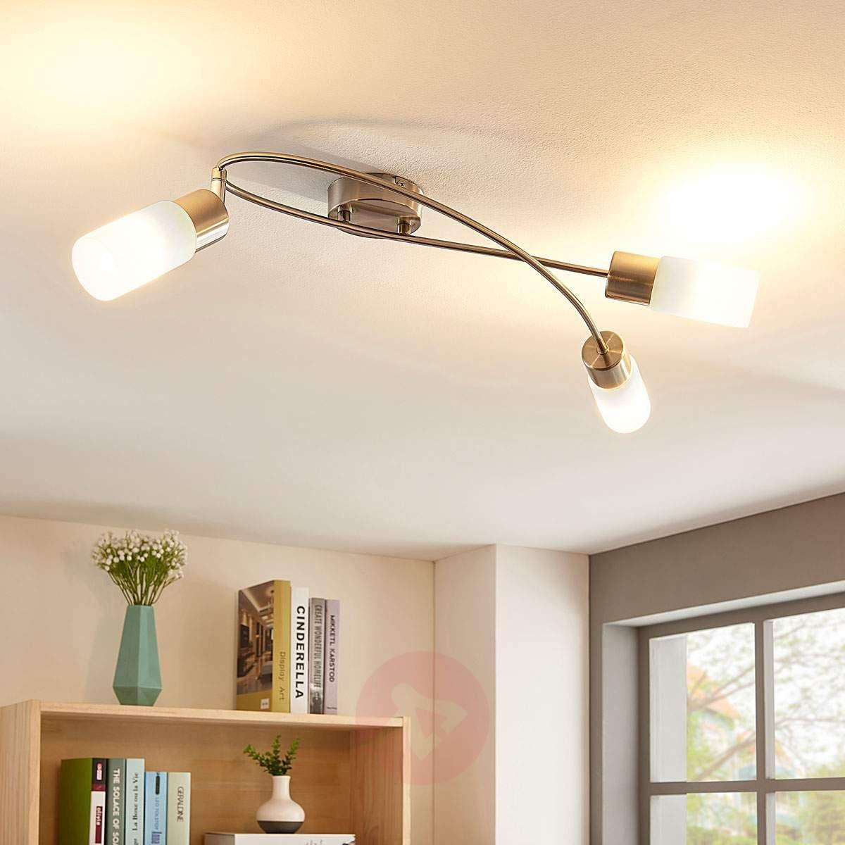 Lampa Sufitowa Led Easydim Erva 3 Punktowa Lampy Sufitowe