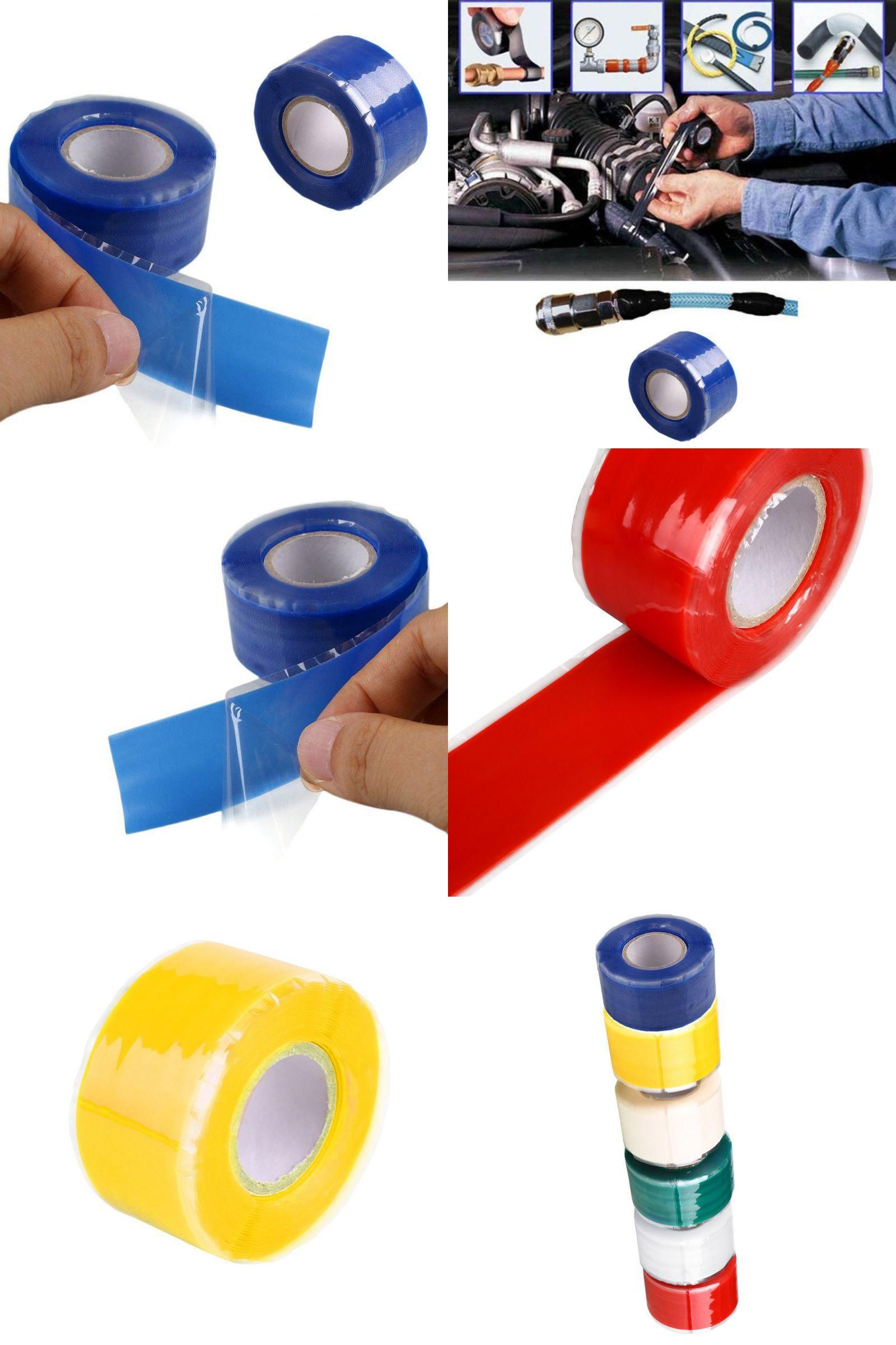 Waterproof Silicone Performance Repair Bonding Rescue Wire Hose Film Tape New