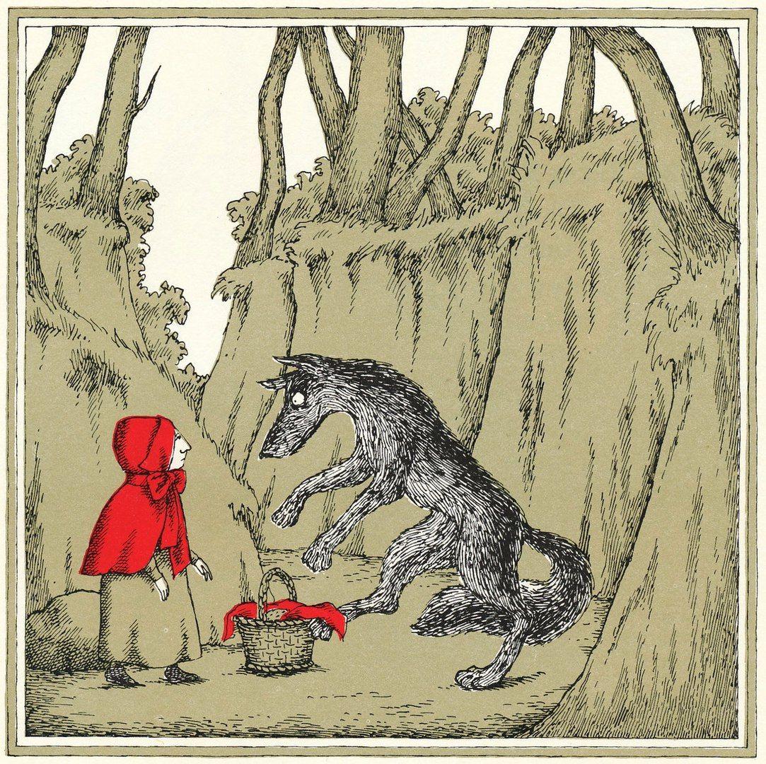 травмопункте картинка красная шапочка и серая шубка острые зубки проявляется заболевание