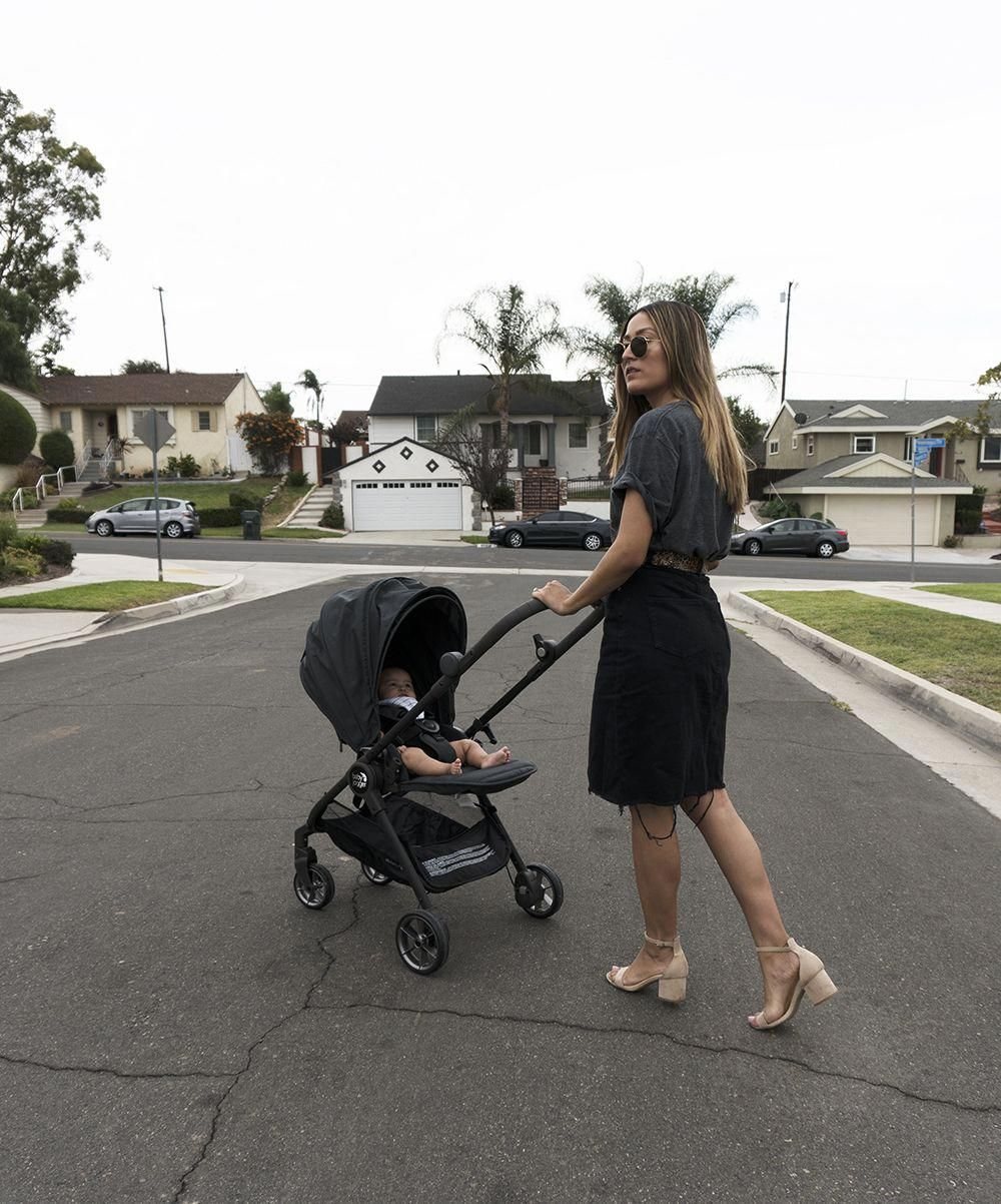 Taking A Stroll With The City Tour Lux Stroller Baby Jogger