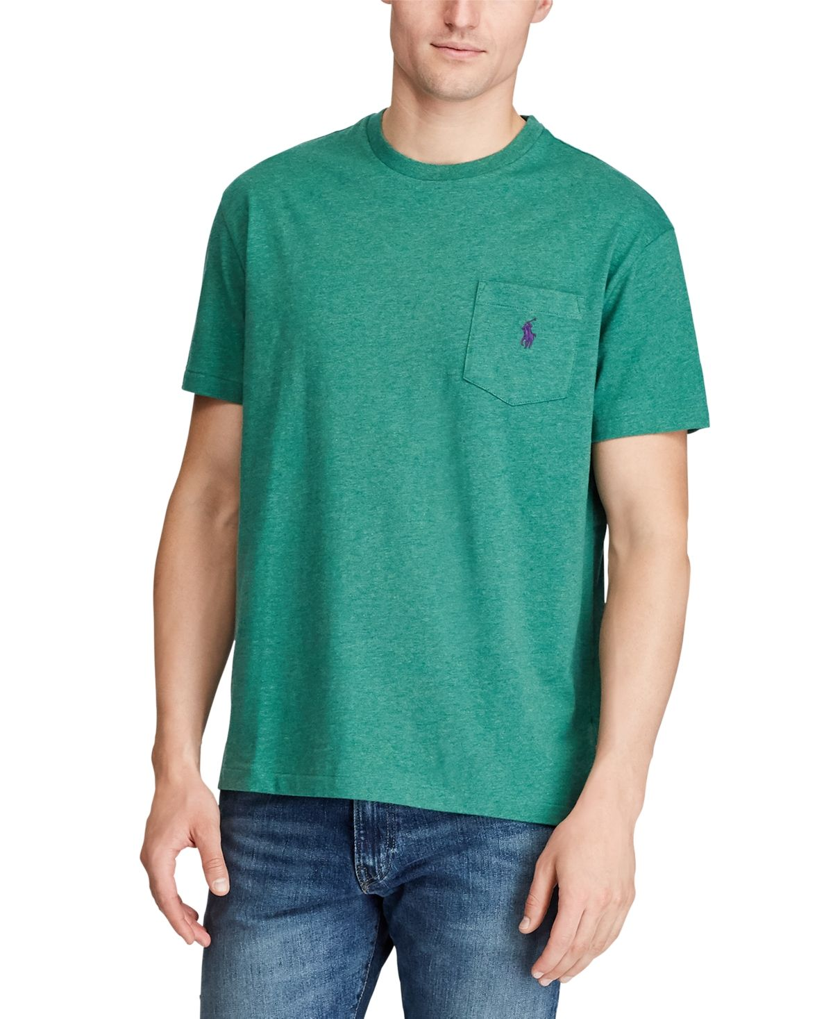 Polo Ralph Lauren Men's Pocket Logo T Shirt & Reviews T