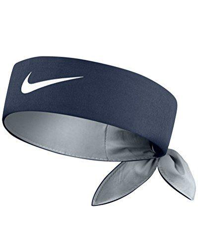 Nike Head Tie Headband (Midnight NAVY White) - http   todays 927d786066c
