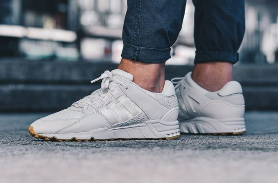 official photos f16e0 93e11 On-Feet Images Of The adidas EQT Support RF In Chalk White • KicksOnFire.