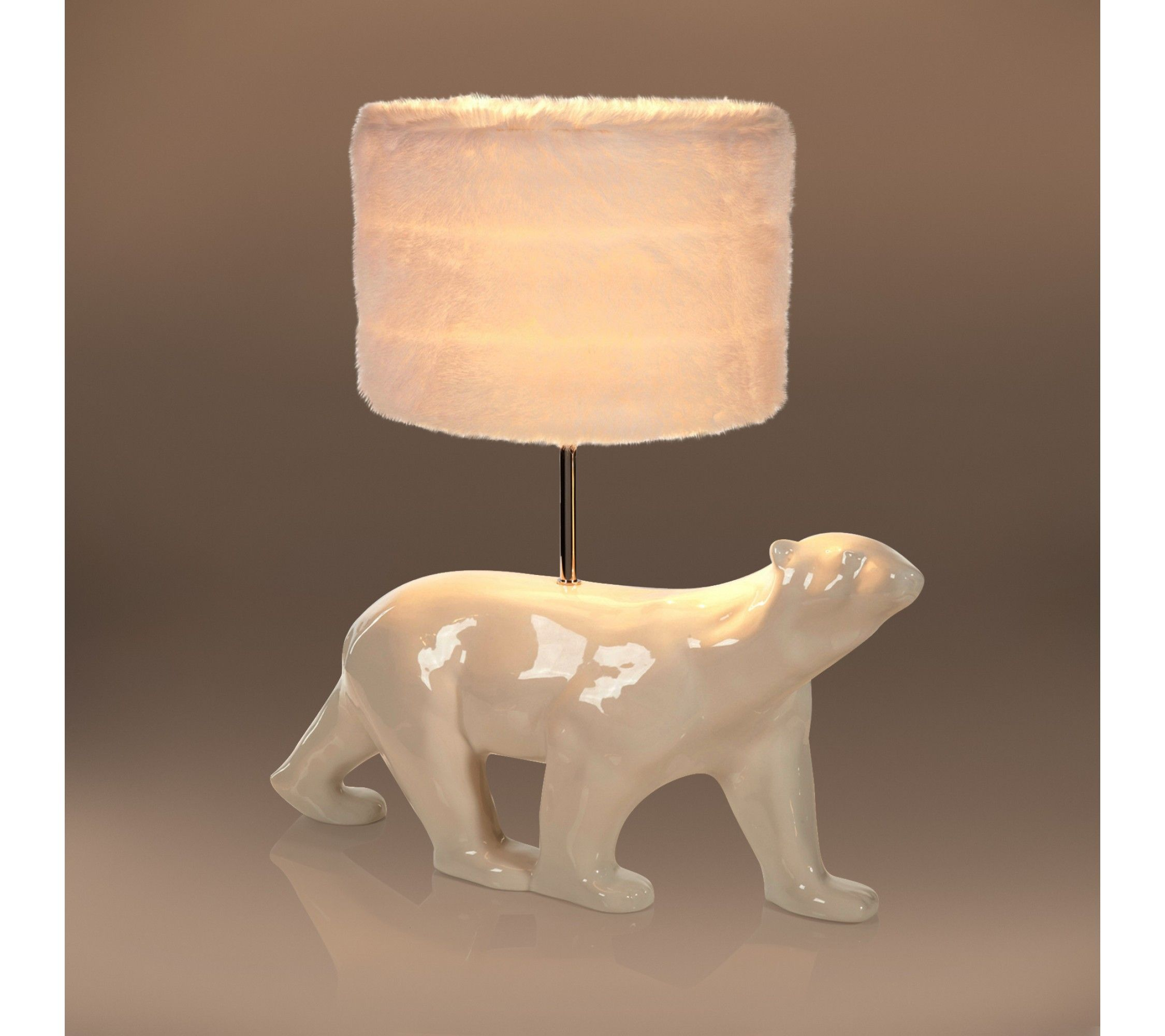 Polar Bear Lamp - trend4rooms.com | Lighting - Table lamps ...