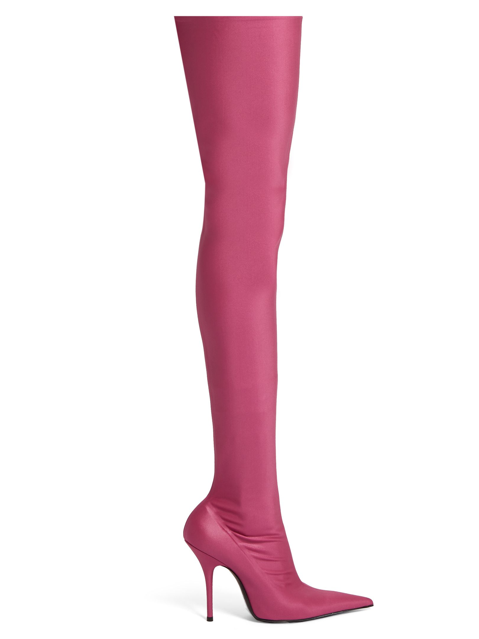 cheap shop for Balenciaga 2017 Logo Over-The-Knee Boots cheap sale new styles free shipping websites cheap sale find great footlocker pictures cheap online e7zzrNb8