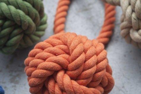 Harry Barker Cotton Rope Tug Toss