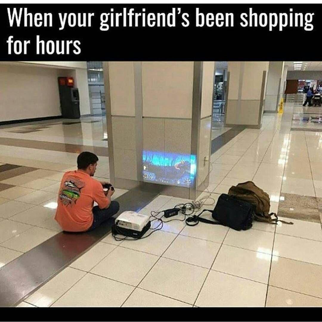 Atleast He Came Prepared Boyfriend Girlfriend Video Game Funny Memes Jokes Geek Humor Skyrim Funny Games Funny Pictures Funny Memes