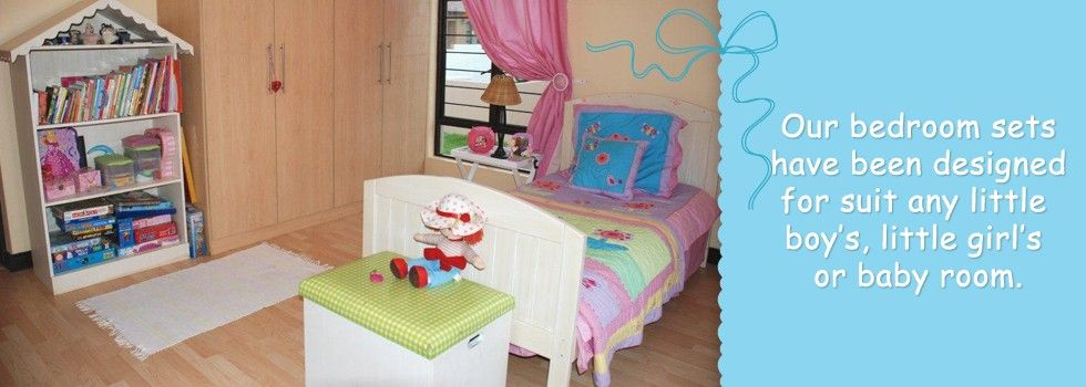 Dream Furniture Kids Baby Cots