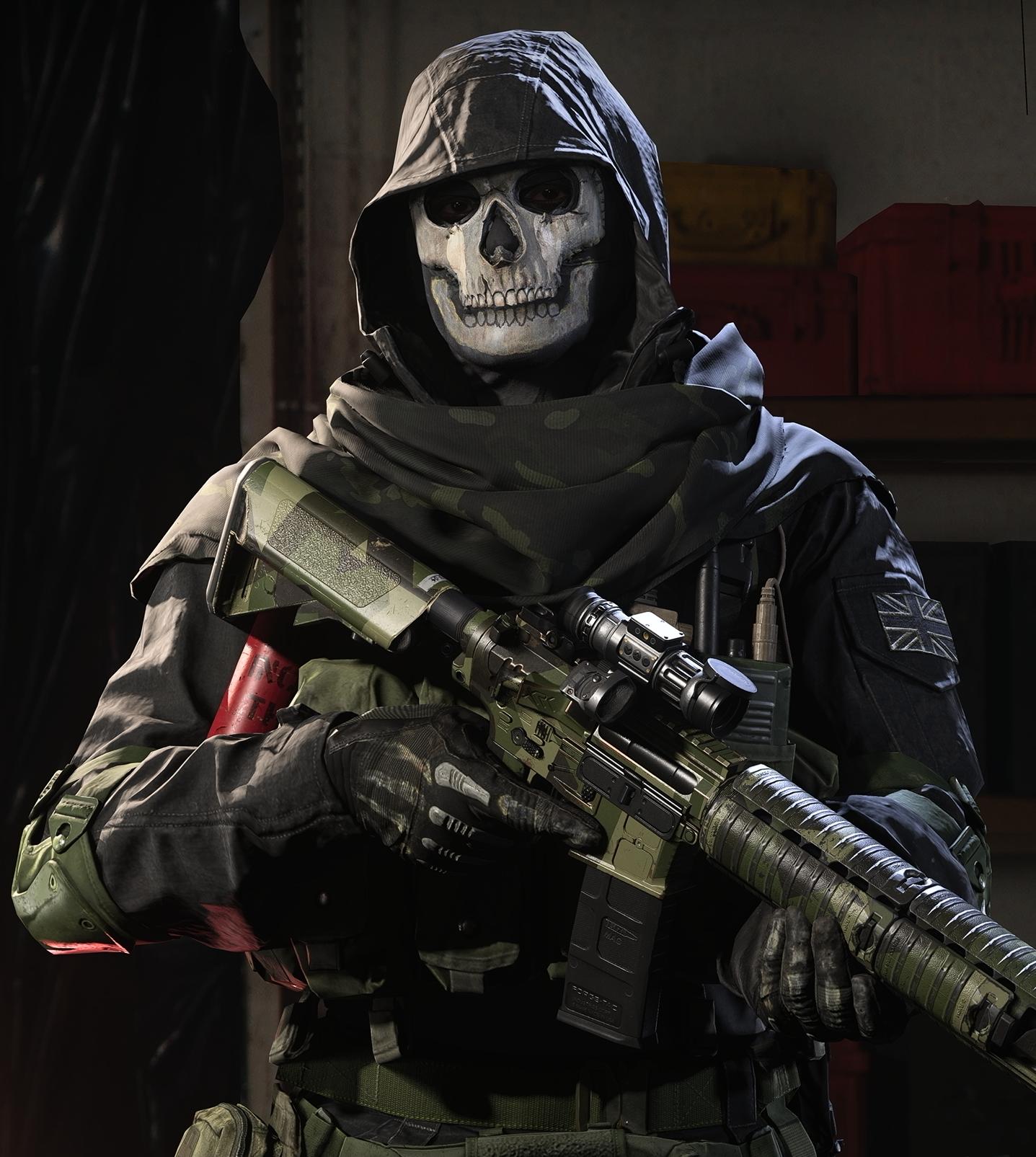 Simon Ghost Riley 2019 Call Of Duty Wiki Fandom Call Of Duty Warfare Call Of Duty Ghosts Call Off Duty
