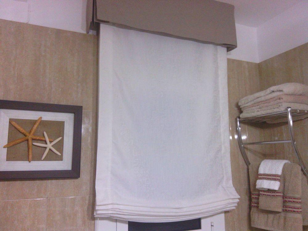 como hacer estores para las ventanas