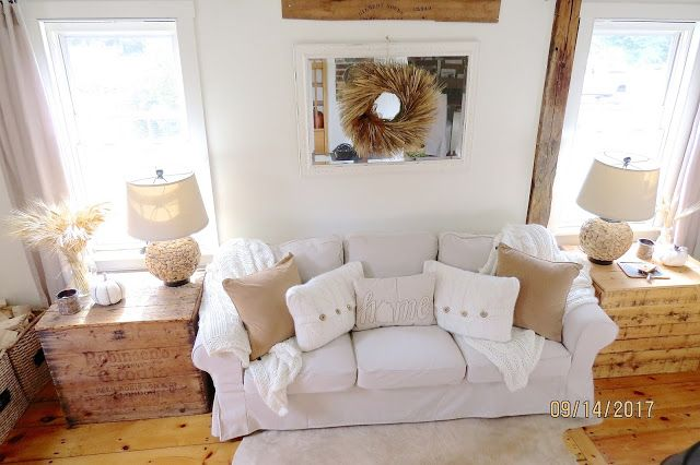 The Long Awaited Home Decorating For Fall With Neutrals Living