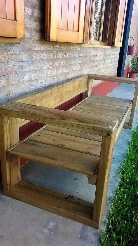 Jardin madera sillon baja de peso con purisima en 2019 for Sillones de jardin de madera