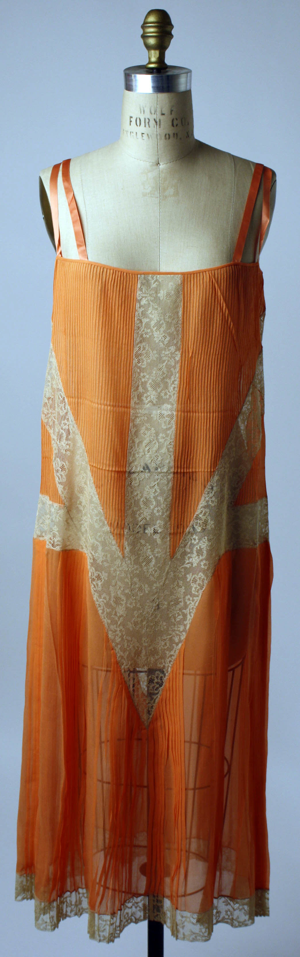 Slip, Callot Soeurs (French, active 1895–1937): 1927, French, silk, cotton.