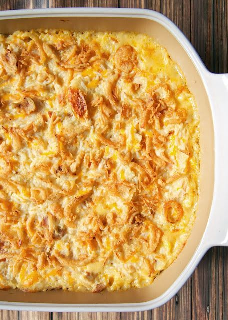French Onion Chicken And Rice Bake Recipe Chicken French Onion