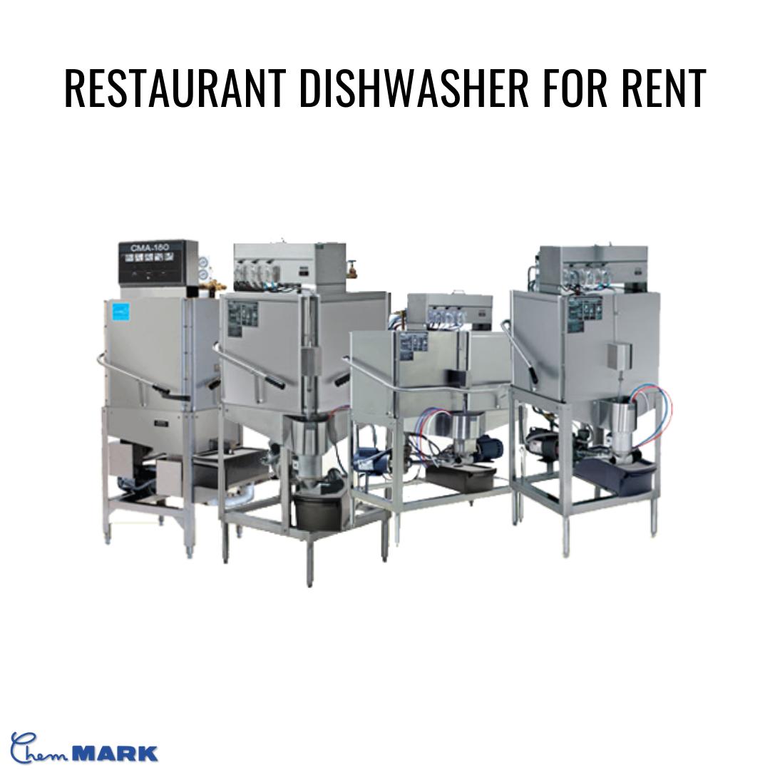 Restaurant Dishwasher For Rent Custom Tailored Commercial Dishwasher Rental Plans Serving Los Angeles San Diego Appliance Delivery Commercial Dishwasher Rent