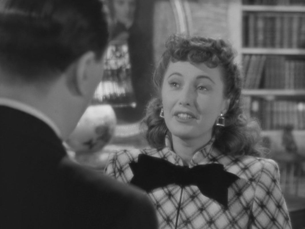 Christmas In Connecticut Movie.Barbara Stanwyck In Christmas In Connecticut Christmas