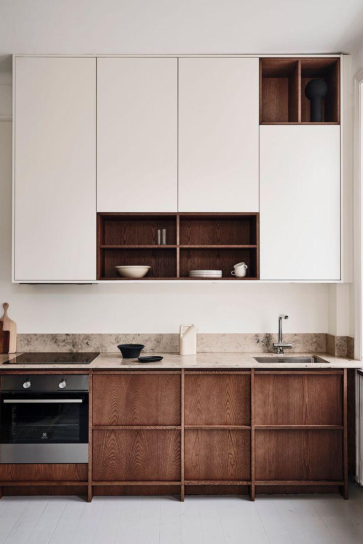 The 17 Biggest Kitchen Design Trends For 2019 In 2020 Nordische Kuche Deko Tisch Innenarchitektur