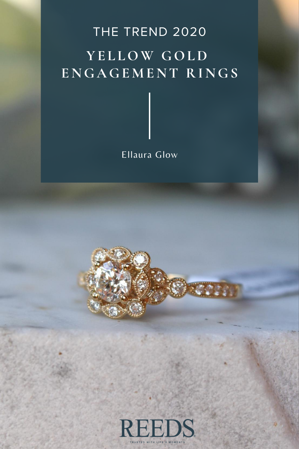 Yellow Gold Engagement Rings In 2020 Yellow Gold Engagement Rings Yellow Gold Engagement Engagement Rings