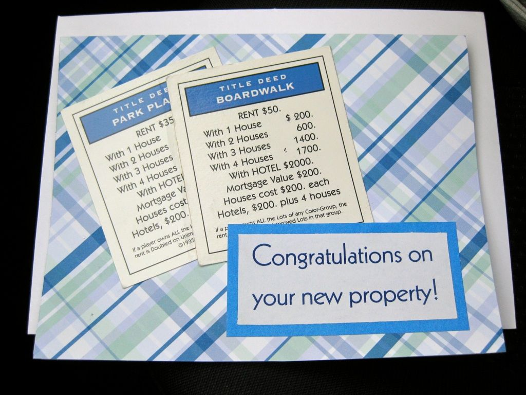 my new home card   Cards   Pinterest   Cards, Card ideas and House cards